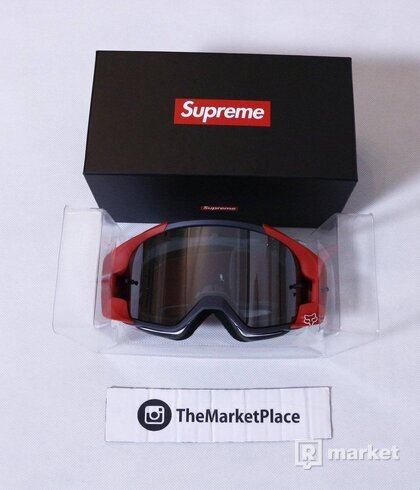 Supreme x FOX googles