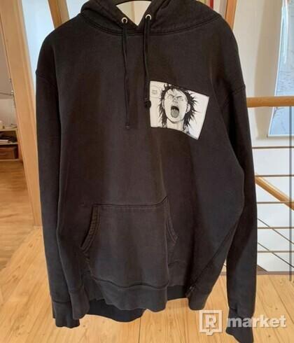 supreme akira hoodie