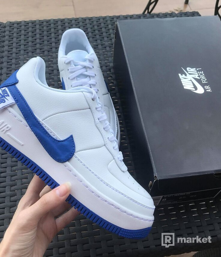 Nike Air Force 1 Jester XX blue/white