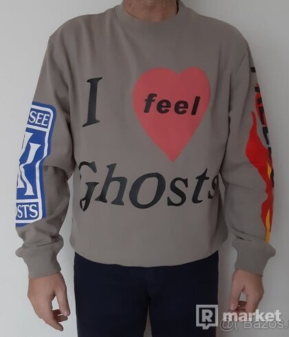 NAGRI Kanye West KIDS SEE GHOSTS FREEE.