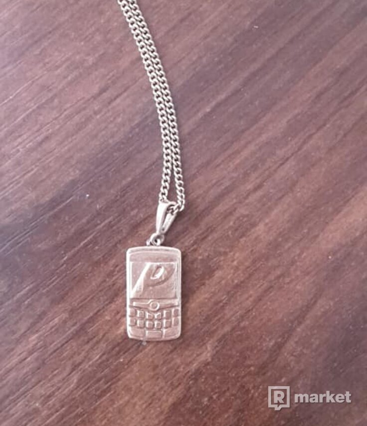 Palace Blackberry Pendant