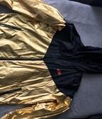 Nike-Metallic- Windrunner mens/gold/black/