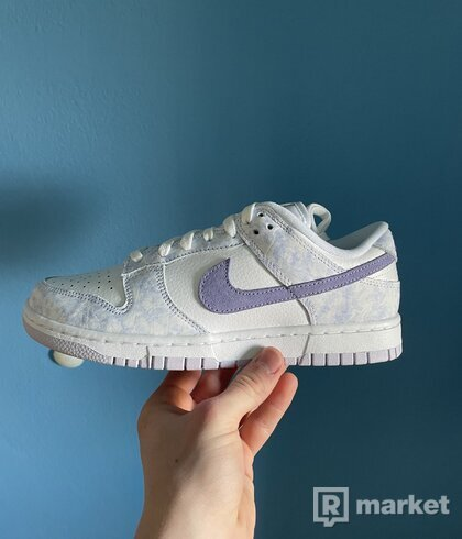 Nike Dunk Low Purple Pulse- Eu 40