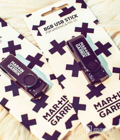 USB kľúč 8GB - merch Martin Garrix