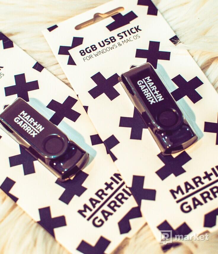 USB kľúč 8GB - merch Martin Garrix