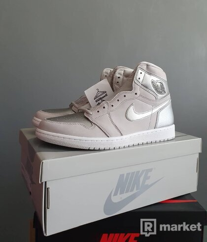 "Jordan 1 High ""Co Japan Neutral"" Grey"
