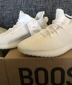 Adidas Yeezy Boost 350 V2 Triple White vel.44 len predaj !!
