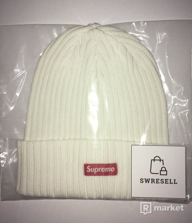 Supreme Overdyed beanie
