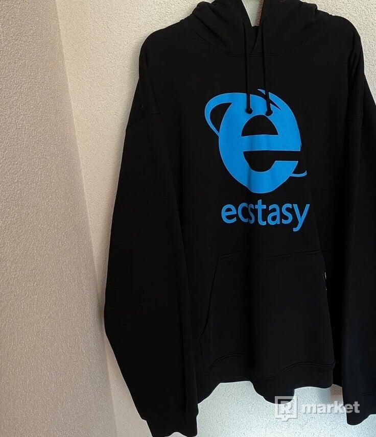 Vetements Ecstasy hoodie
