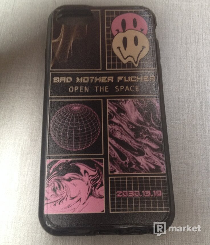 Open the Space Case iPhone 6/6s/6s Plus