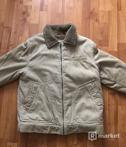 Timberland corduroy work sherling jacket