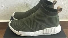 WTS Adidas NMD CS1 - Olive