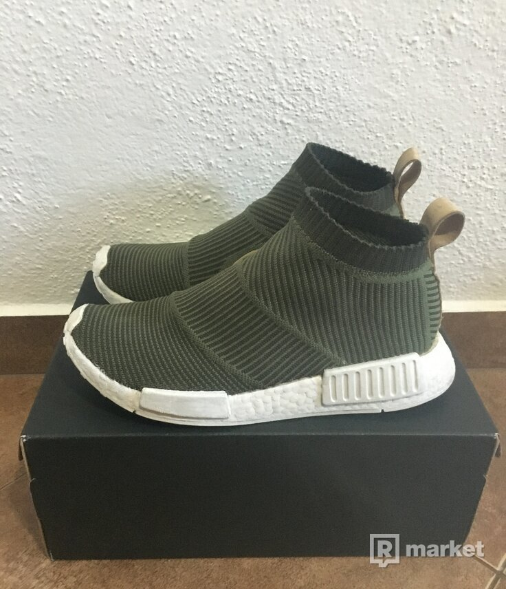 WTS Adidas NMD CS1 - Olive