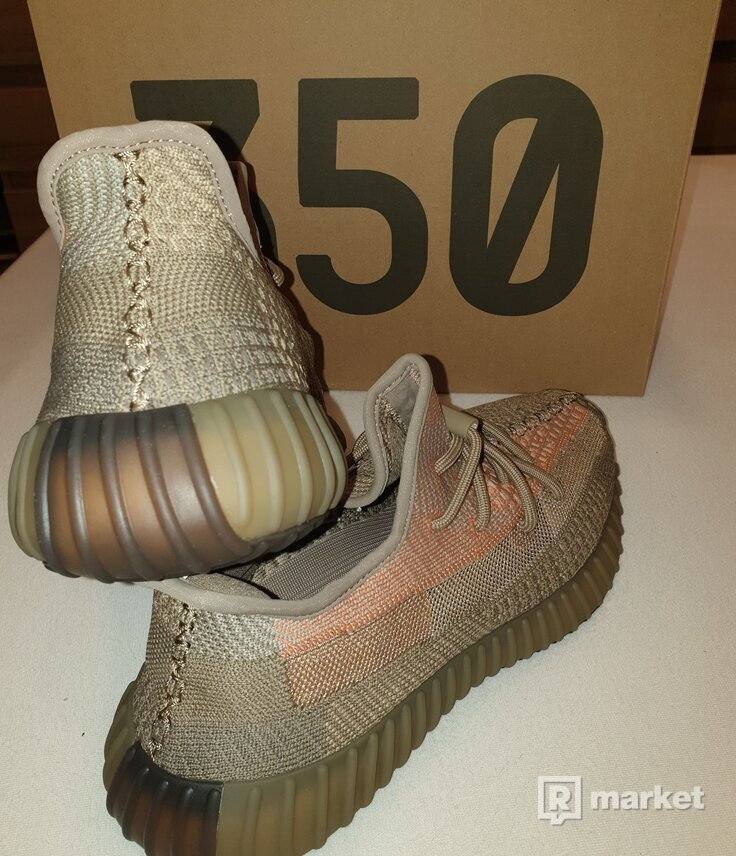 adidas Yeezy Boost 350 V2, Sand Taupe