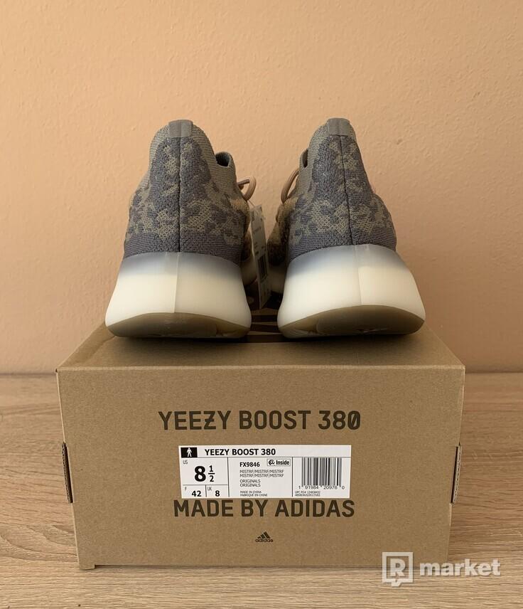 adidas Yeezy Boost 380 Mist Reflective