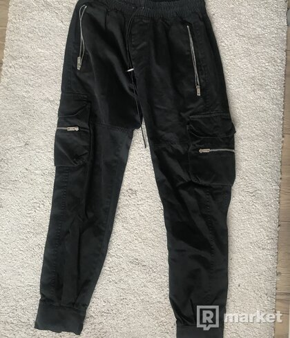 Represent Military pants size S