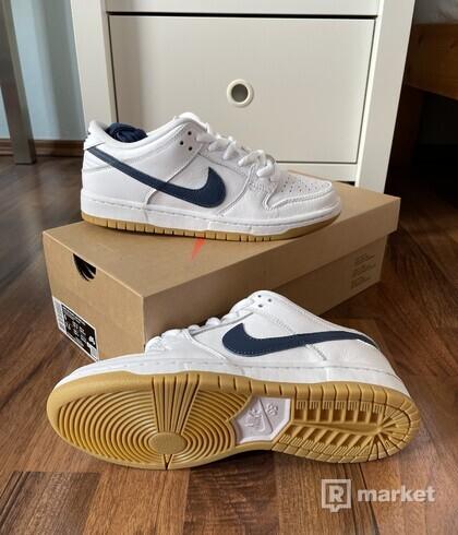 """Nike Sb Dunk Low Orange label - """"Blue"""""""
