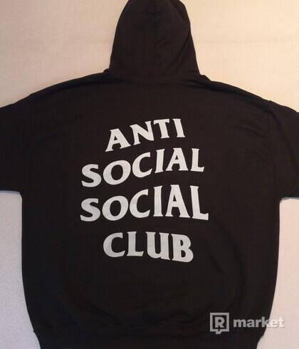 Mikina Anti Social Social Club