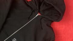 SUPREME thermal zip up