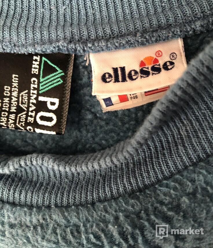 Vintage ellesse sveter