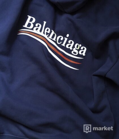 Balenciaga Political Hoodie