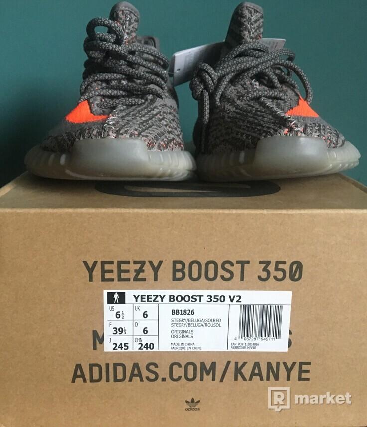 Adidas Yeezy Boost 350 Beluga