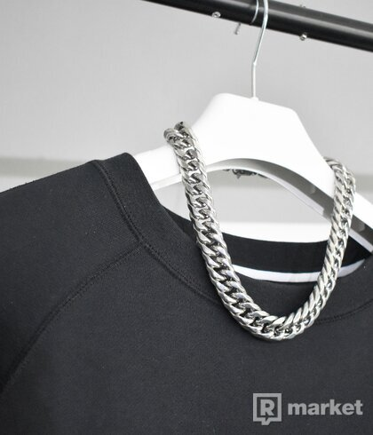 Cuban Link Chain Silver 16mm 47cm