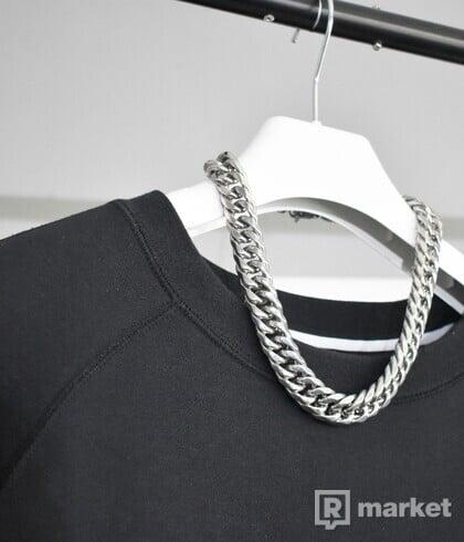 Cuban Link Chain Silver 16mm 47cm