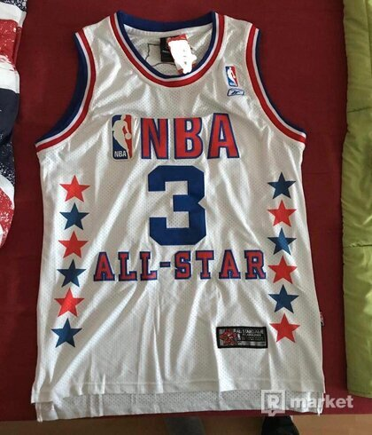 All Star 2003 Atlanta Iverson jersey