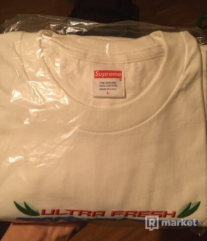 Supreme Ultra Fresh Tee