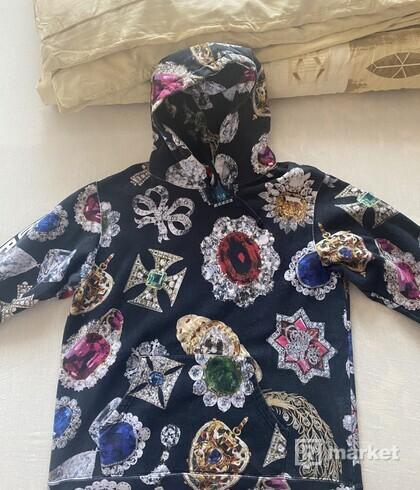 Supreme jewells hoodie