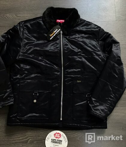 Supreme Quilted Cordura Lined Jacket