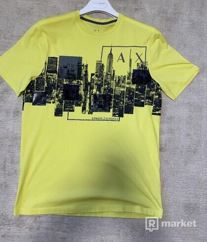 Armani Exange tričko