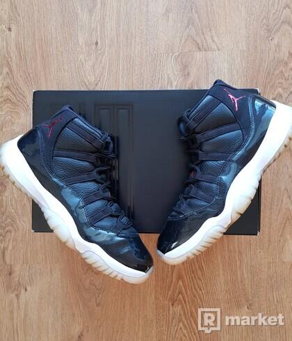Jordan 11 72-10 2015