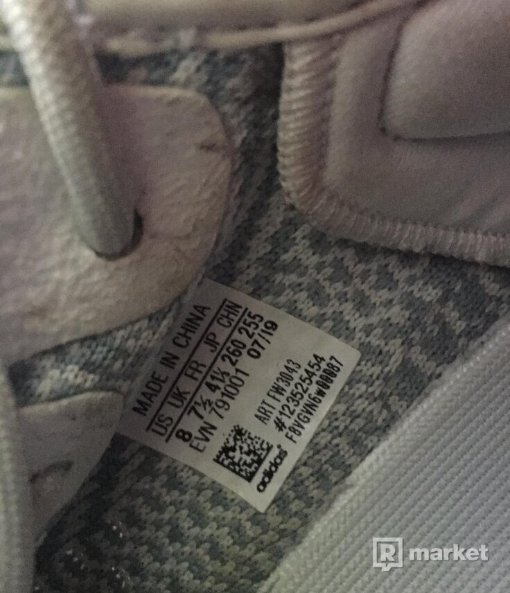 Adidas Yeezy Boost 350 - Cloud White