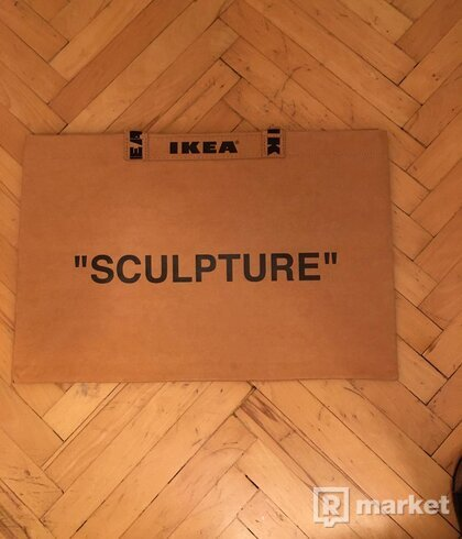 Velka taska IKEA x Virgil Abloh