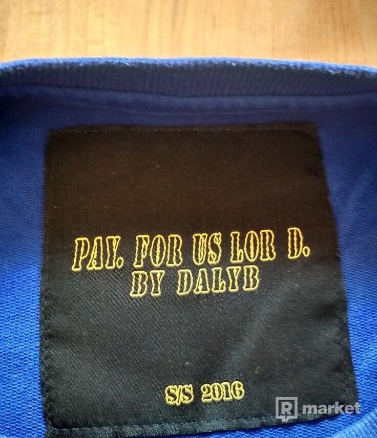 PAY. clothing x Dalyb