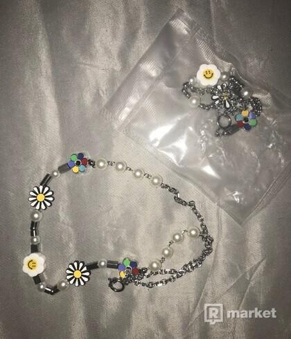 Salute náhrdelník a náramok