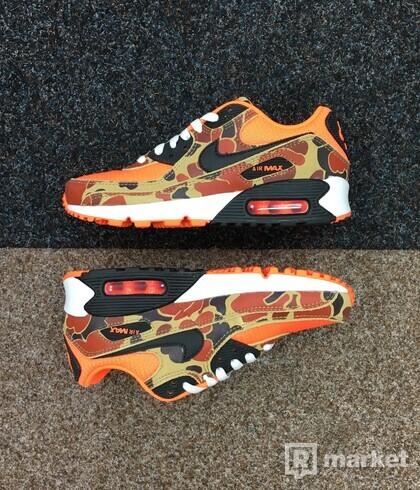 Nike Air Max 90 Duck Camo