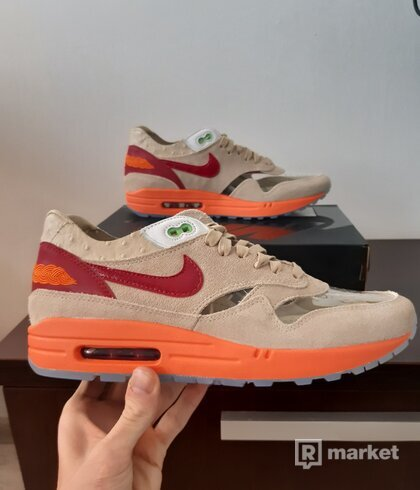"Nike Air Max 1 Clot ""Kiss of Death"""