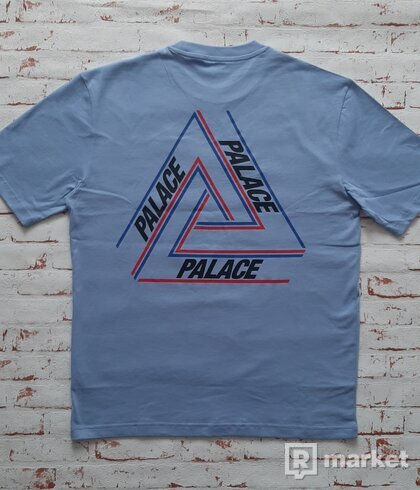Palace Basically a Tri Ferg Baby Blue