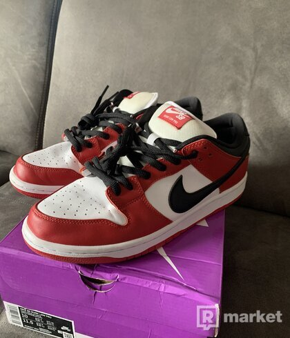 STEAL Nike dunk sb low pro chicago