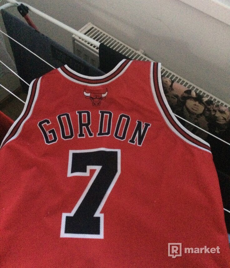 BEN GORDON CHICAGO BULLS NBA CHAMPION