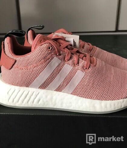 Adidas NMD R2 Ash pink