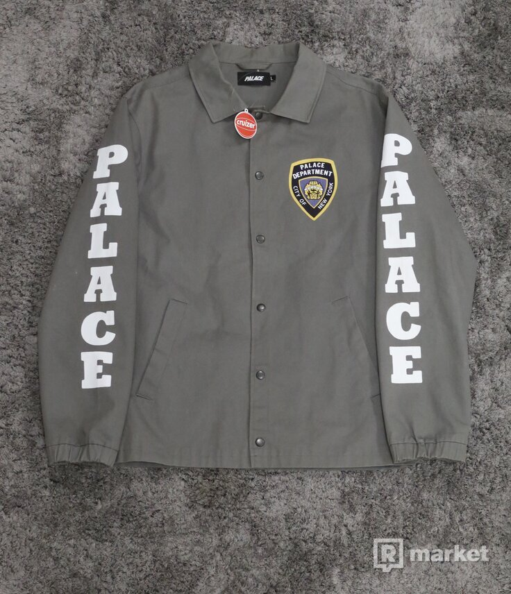 Palace Department Coach Jacket SS 2014