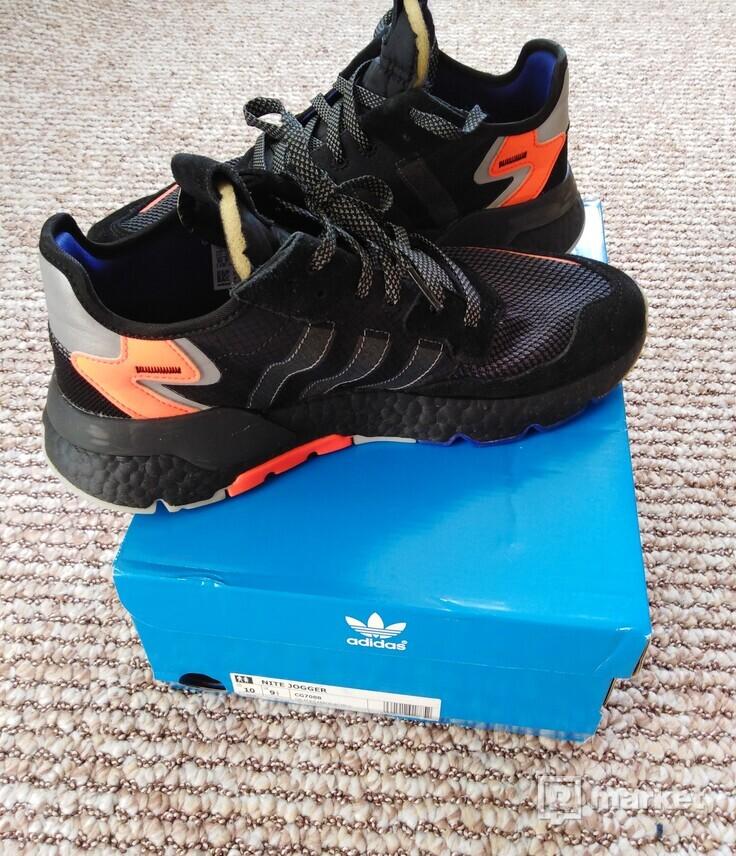 Adidas Nite jogger Core black 44