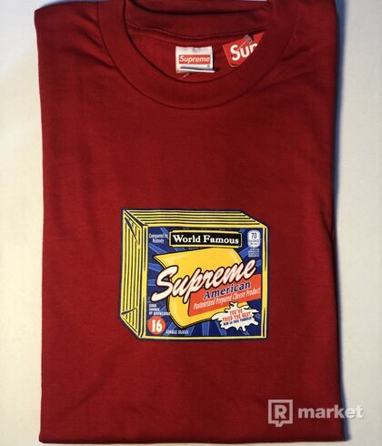 SUPREME BUTTER Tee