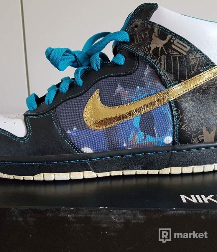 Nike Dunk high supreme dubai