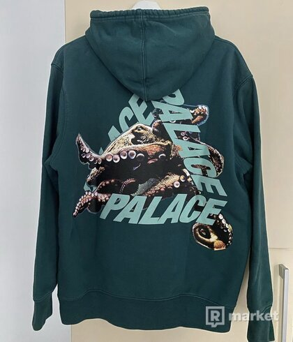 Palace octo hoodie