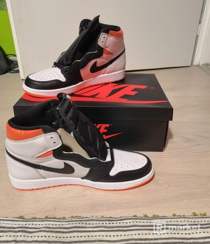 Air jordan high og electro orange